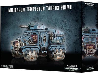 Einfach und sicher online bestellen: Warhammer 40.000: Militarum Tempestus Taurox Prime in Österreich kaufen.