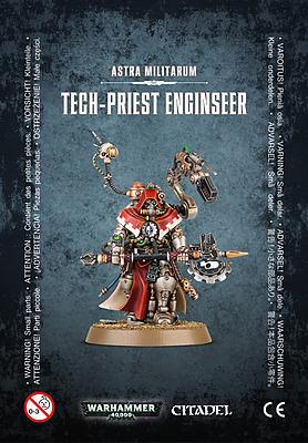 Einfach und sicher online bestellen: Warhammer 40.000: Tech-Priest Enginseer in Österreich kaufen.