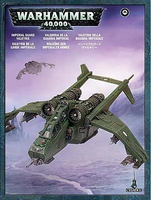 Einfach und sicher online bestellen: Warhammer 40.000: Walküre der Imperialen Armee in Österreich kaufen.