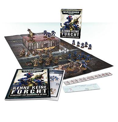 Einfach und sicher online bestellen: Warhammer 40.000: Kenne Keine Furcht in Österreich kaufen.