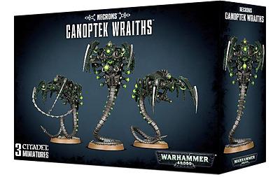 Einfach und sicher online bestellen: Warhammer 40.000: Canoptek Wraiths in Österreich kaufen.