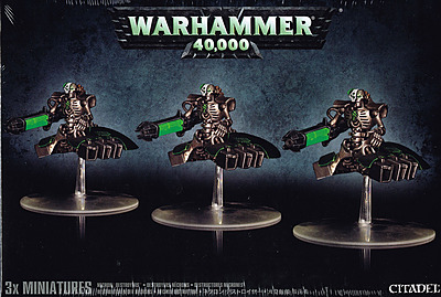 Einfach und sicher online bestellen: Warhammer 40.000: Destruktoren der Necrons in Österreich kaufen.