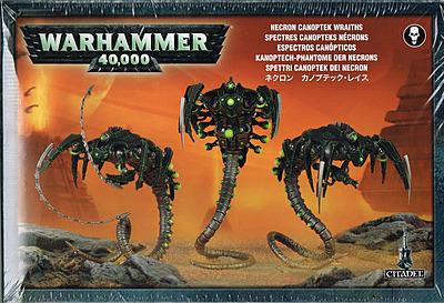 Einfach und sicher online bestellen: Warhammer 40.000: Kanoptech-Phantome in Österreich kaufen.