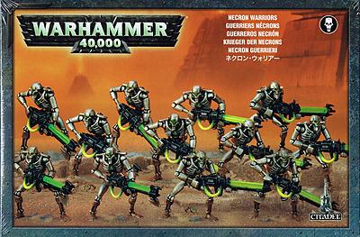 Einfach und sicher online bestellen: Warhammer 40.000: Necronkrieger in Österreich kaufen.