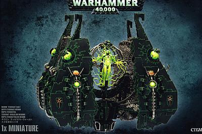 Einfach und sicher online bestellen: Warhammer 40.000: Tesserakt-Verlies der Necrons in Österreich kaufen.