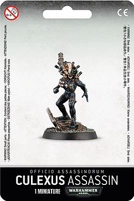 Einfach und sicher online bestellen: Warhammer 40.000: Culexus Assassine in Österreich kaufen.
