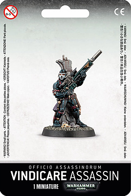 Einfach und sicher online bestellen: Warhammer 40.000: Vindicare Assassine in Österreich kaufen.