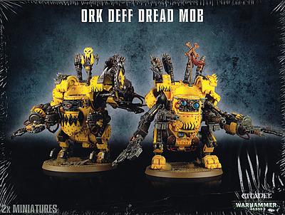Einfach und sicher online bestellen: Warhammer 40.000: Ork Deff Dread Mob in Österreich kaufen.