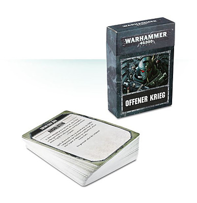 Einfach und sicher online bestellen: Warhammer 40.000: Offener Kreig in Österreich kaufen.