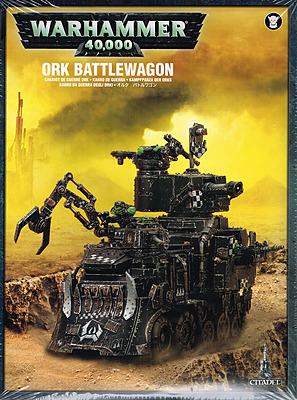 Einfach und sicher online bestellen: Warhammer 40.000: Ork Kampfpanza in Österreich kaufen.