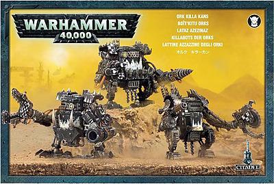 Einfach und sicher online bestellen: Warhammer 40.000: Killabots der Orks in Österreich kaufen.