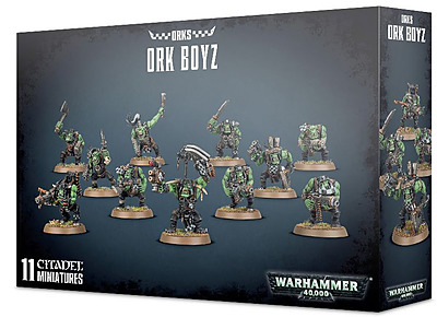 Einfach und sicher online bestellen: Ork Boyz in Österreich kaufen.