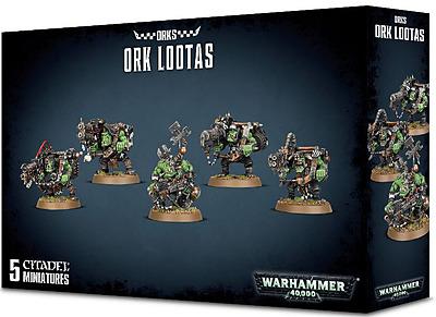 Einfach und sicher online bestellen: Ork Lootas in Österreich kaufen.