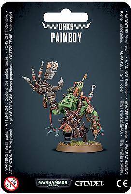Einfach und sicher online bestellen: Ork Painboy in Österreich kaufen.
