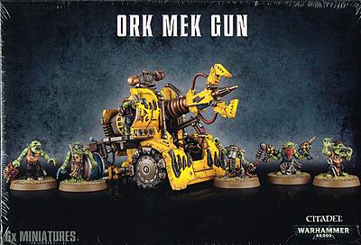 Einfach und sicher online bestellen: Warhammer 40.000: Ork Mek Gun in Österreich kaufen.