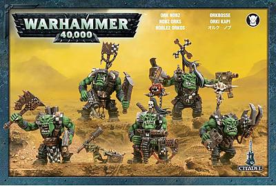 Einfach und sicher online bestellen: Warhammer 40.000: Ork Bosse in Österreich kaufen.