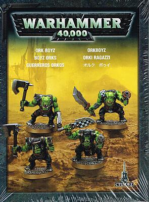 Einfach und sicher online bestellen: Warhammer 40.000: Orkboyz in Österreich kaufen.