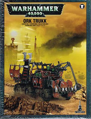 Einfach und sicher online bestellen: Warhammer 40.000: Pikk-Up der Orks in Österreich kaufen.