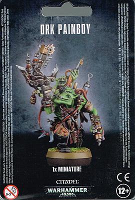 Einfach und sicher online bestellen: Warhammer 40.000: Ork Painboy in Österreich kaufen.
