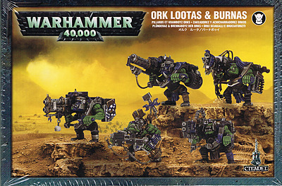 Einfach und sicher online bestellen: Warhammer 40.000: Plünderaz & Brennaboyz in Österreich kaufen.