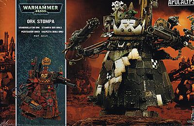 Einfach und sicher online bestellen: Warhammer 40.000: Stampfa der Orks in Österreich kaufen.