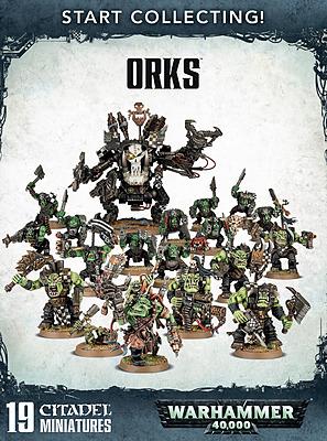 Einfach und sicher online bestellen: Warhammer 40.000: Start Collecting Orks in Österreich kaufen.