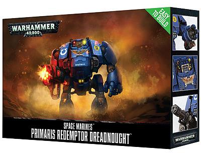 Einfach und sicher online bestellen: Warhammer 40.000: Redemptor Dreadnought in Österreich kaufen.