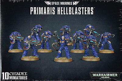 Einfach und sicher online bestellen: Warhammer 40.000: Primaris Hellblaster in Österreich kaufen.