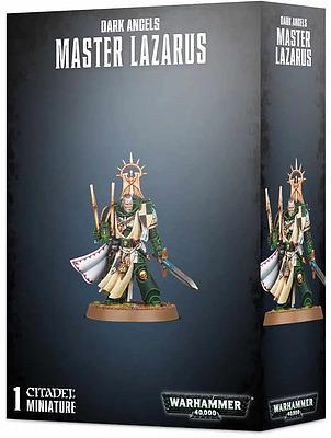 Einfach und sicher online bestellen: Dark Angels Master Lazarus in Österreich kaufen.