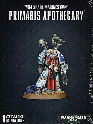 Einfach und sicher online bestellen: Warhammer 40.000: Primaris Apothecary in Österreich kaufen.