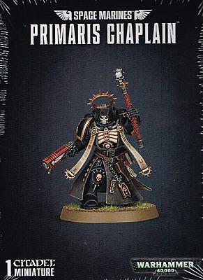 Einfach und sicher online bestellen: Warhammer 40.000: Primaris Chaplain in Österreich kaufen.