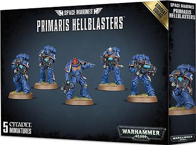 Einfach und sicher online bestellen: Primaris Hellblaster Combat Squad in Österreich kaufen.