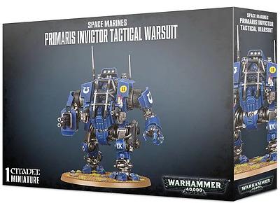 Einfach und sicher online bestellen: Primaris Invictor Tactical Warsuit in Österreich kaufen.