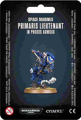 Einfach und sicher online bestellen: Primaris Lieutenant in Phobos Armour in Österreich kaufen.