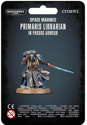 Einfach und sicher online bestellen: Primaris Librarian in Phobos Armour in Österreich kaufen.