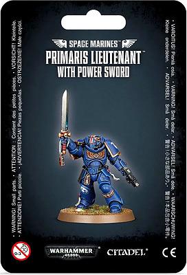 Einfach und sicher online bestellen: Primaris Lieutenant with Power Sword in Österreich kaufen.