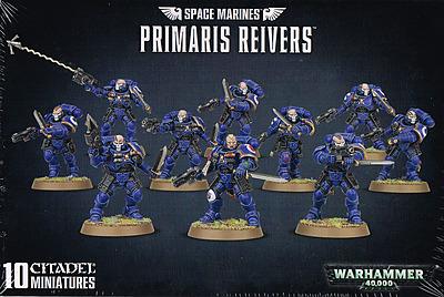 Einfach und sicher online bestellen: Warhammer 40.000: Primaris Reivers in Österreich kaufen.