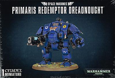 Einfach und sicher online bestellen: Warhammer 40.000: Primaris Redemptor Dreadnought in Österreich kaufen.