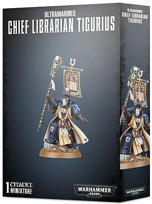 Einfach und sicher online bestellen: Ultramarines Chief Librarian Tigurius in Österreich kaufen.