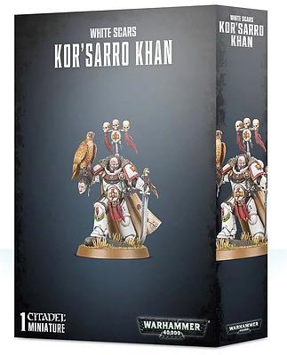 Einfach und sicher online bestellen: White Scar Kor'sarro Khan in Österreich kaufen.
