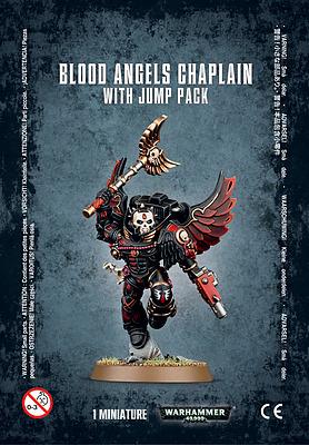 Einfach und sicher online bestellen: Warhammer 40.000: Chaplain mit Sprungmodul in Österreich kaufen.
