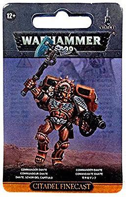 Einfach und sicher online bestellen: Warhammer 40.000: Commander Dante in Österreich kaufen.