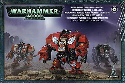 Einfach und sicher online bestellen: Warhammer 40.000: Furioso-Cybot der Blood Angels in Österreich kaufen.