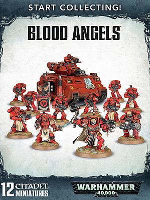 Einfach und sicher online bestellen: Warhammer 40.000: Start Collecting Blood Angels in Österreich kaufen.