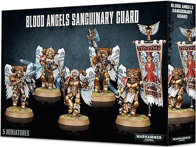 Einfach und sicher online bestellen: Warhammer 40.000: Sanguinary Guard in Österreich kaufen.