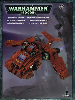 Einfach und sicher online bestellen: Warhammer 40.000: Stormraven der Blood Angels in Österreich kaufen.
