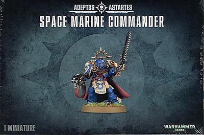 Einfach und sicher online bestellen: Warhammer 40.000: Space Marine Commander in Österreich kaufen.