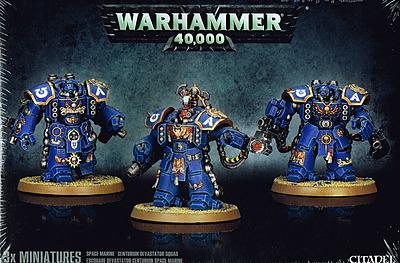 Einfach und sicher online bestellen: Warhammer 40.000: Centurion-Devastortrupp in Österreich kaufen.