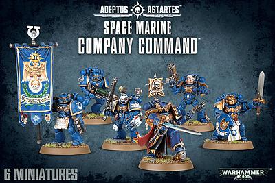 Einfach und sicher online bestellen: Warhammer 40.000: Company Command in Österreich kaufen.