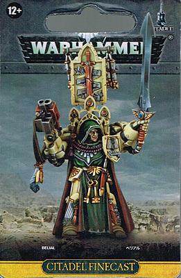 Einfach und sicher online bestellen: Warhammer 40.000: Belial in Österreich kaufen.